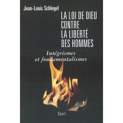 LOI DE DIEU CONTRE LA LIBERTE DES HOMMES