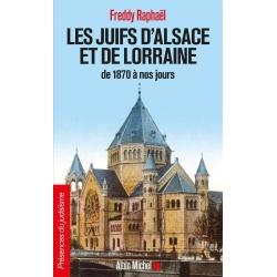 LES JUIFS D'ALSACE ET DE LORRAINE