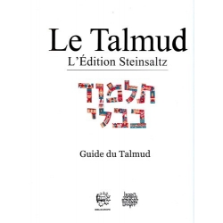 GUIDE DU TALMUD L'EDITION STEINSALTZ