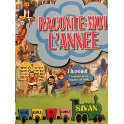 RACONTE MOI L'ANNÉE, CHAVOUOT