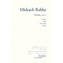 MIDRACH RABBAH - GENESE