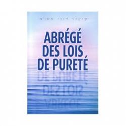 ABREGE DES LOIS DE PURETE