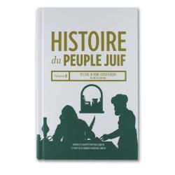 HISTOIRE DU PEUPLE JUIF VOL. 3