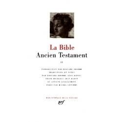 LA BIBLE : L'ANCIEN TESTAMENT - VOL.2