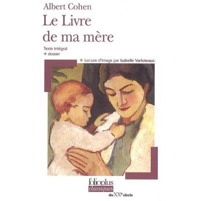 LE LIVRE DE MA MERE  TEXTE+DOSSIER